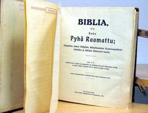 Raamattuvisa