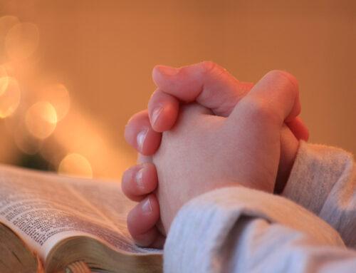 Osaatko Isä meidän -rukouksen?
