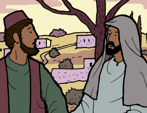 Pääsiäisen tapahtumia – toinen pääsiäispäivä