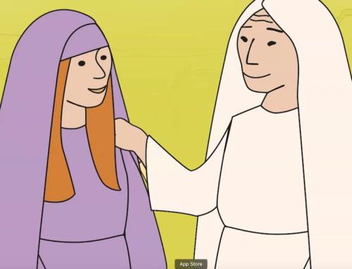 Raamatun kirjoja osa 6: Ruutin kirja kertoo ystävyydestä