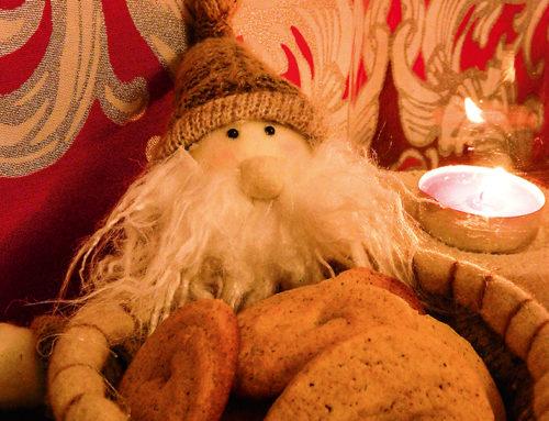 Joulu on leipomusten aikaa!