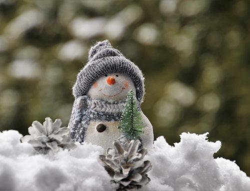 Lumiukko ( 6 palaa)