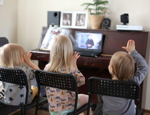 Pyhäkoulu ja lasten seurat