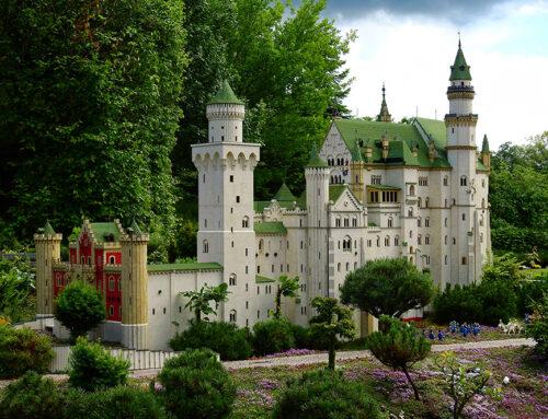 Legolinna (130 palaa)