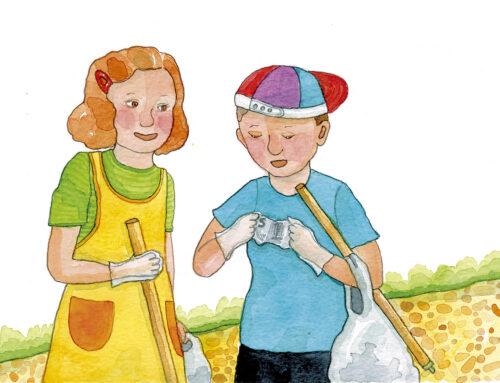 Pinja ja Paulus – Rehelliset keppikerääjät