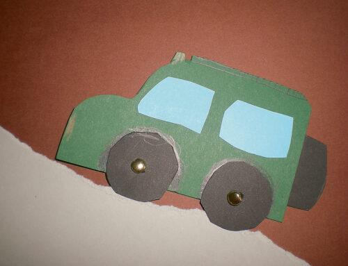 Askartele oma  maastoauto