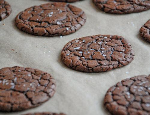 Brownie-keksit